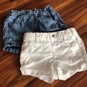 Set of 2 Old Navy toddler shorts